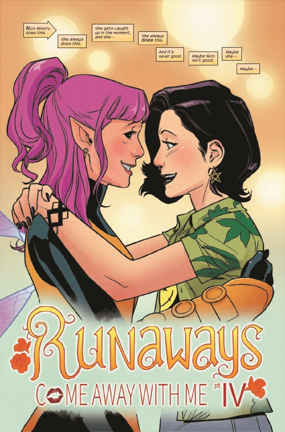 RUNAWY2017035_Preview-3 ComicList Previews: RUNAWAYS #35