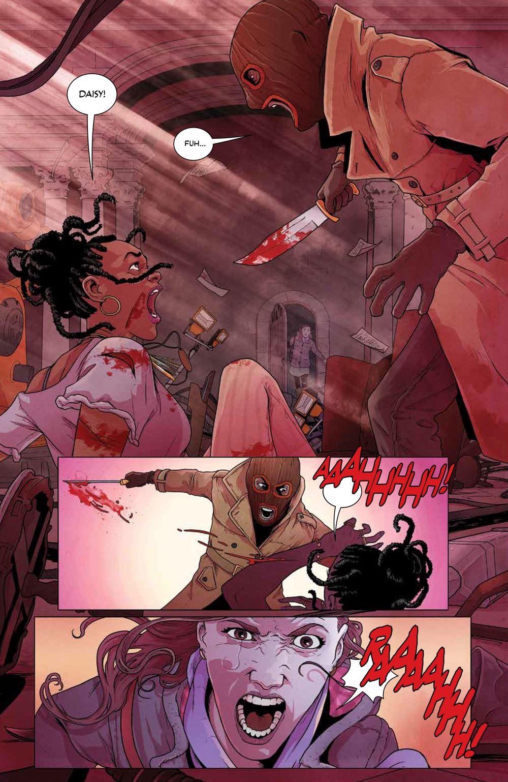 RedMother_v3_SC_PRESS_11 ComicList Previews: RED MOTHER VOLUME 3 TP