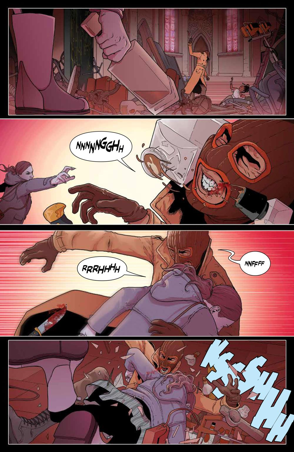 RedMother_v3_SC_PRESS_12 ComicList Previews: RED MOTHER VOLUME 3 TP