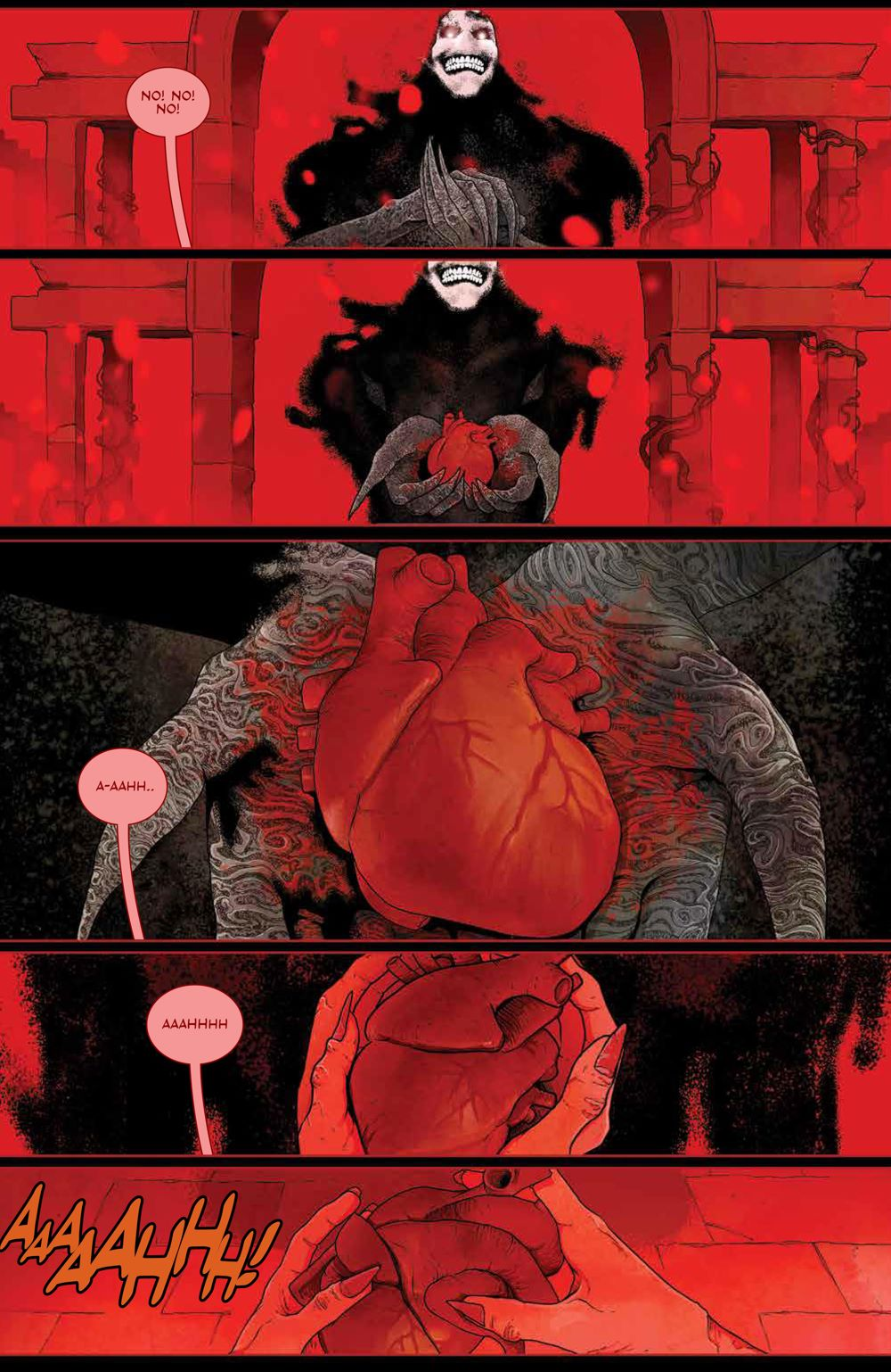 RedMother_v3_SC_PRESS_21 ComicList Previews: RED MOTHER VOLUME 3 TP