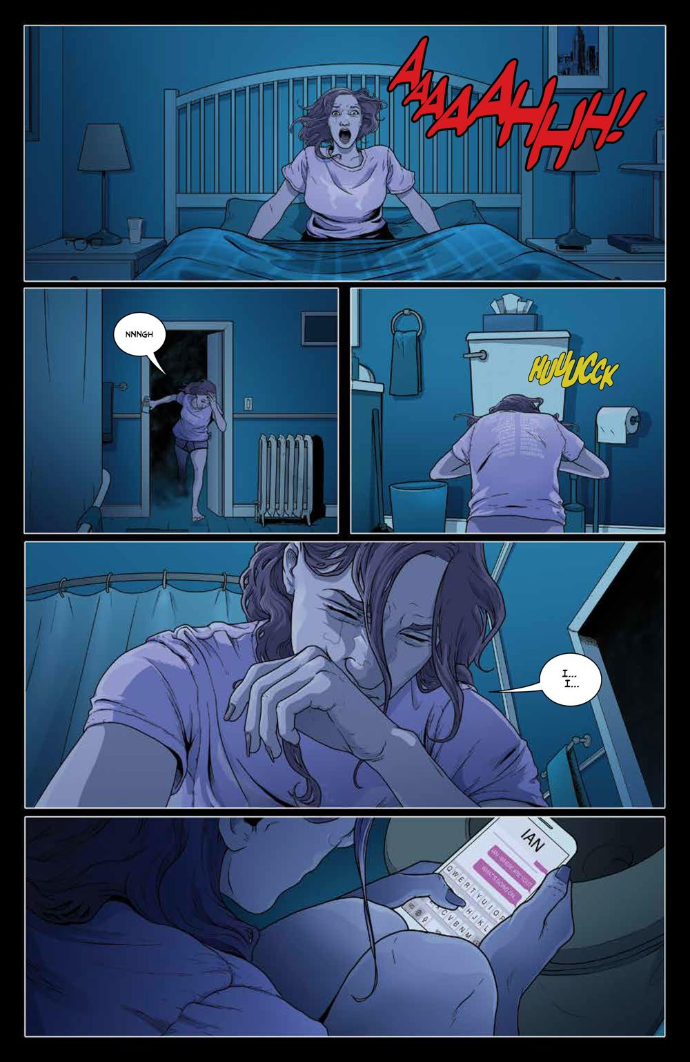 RedMother_v3_SC_PRESS_22 ComicList Previews: RED MOTHER VOLUME 3 TP