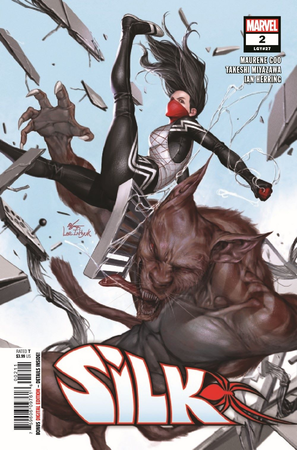 SILK2021002_Preview-1 ComicList Previews: SILK #2 (OF 5)