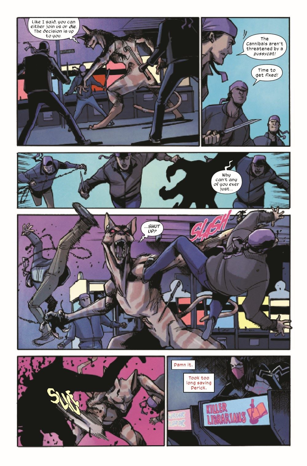 SILK2021002_Preview-5 ComicList Previews: SILK #2 (OF 5)