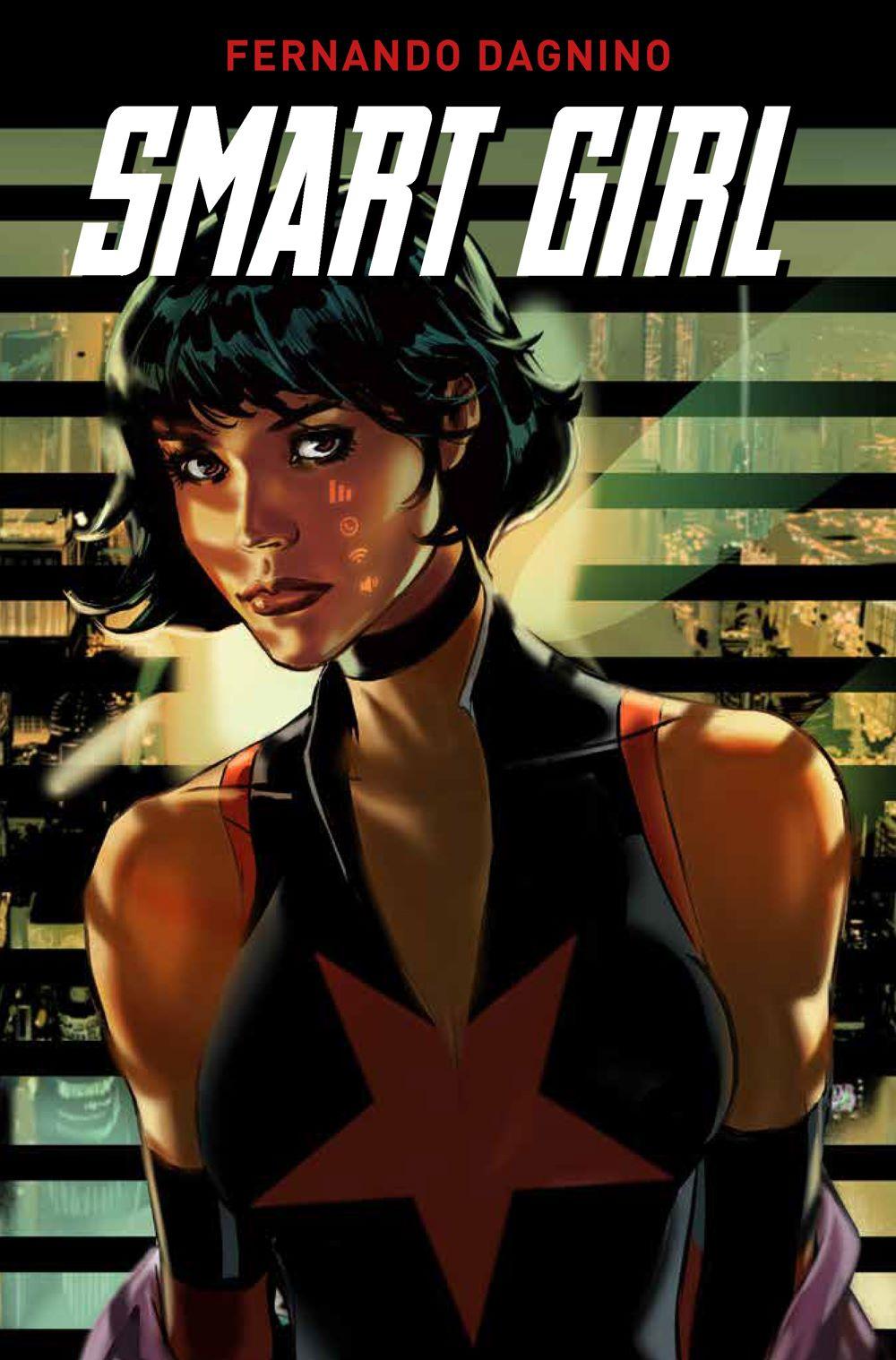 SMART-GIRL Titan Comics July 2021 Solicitations