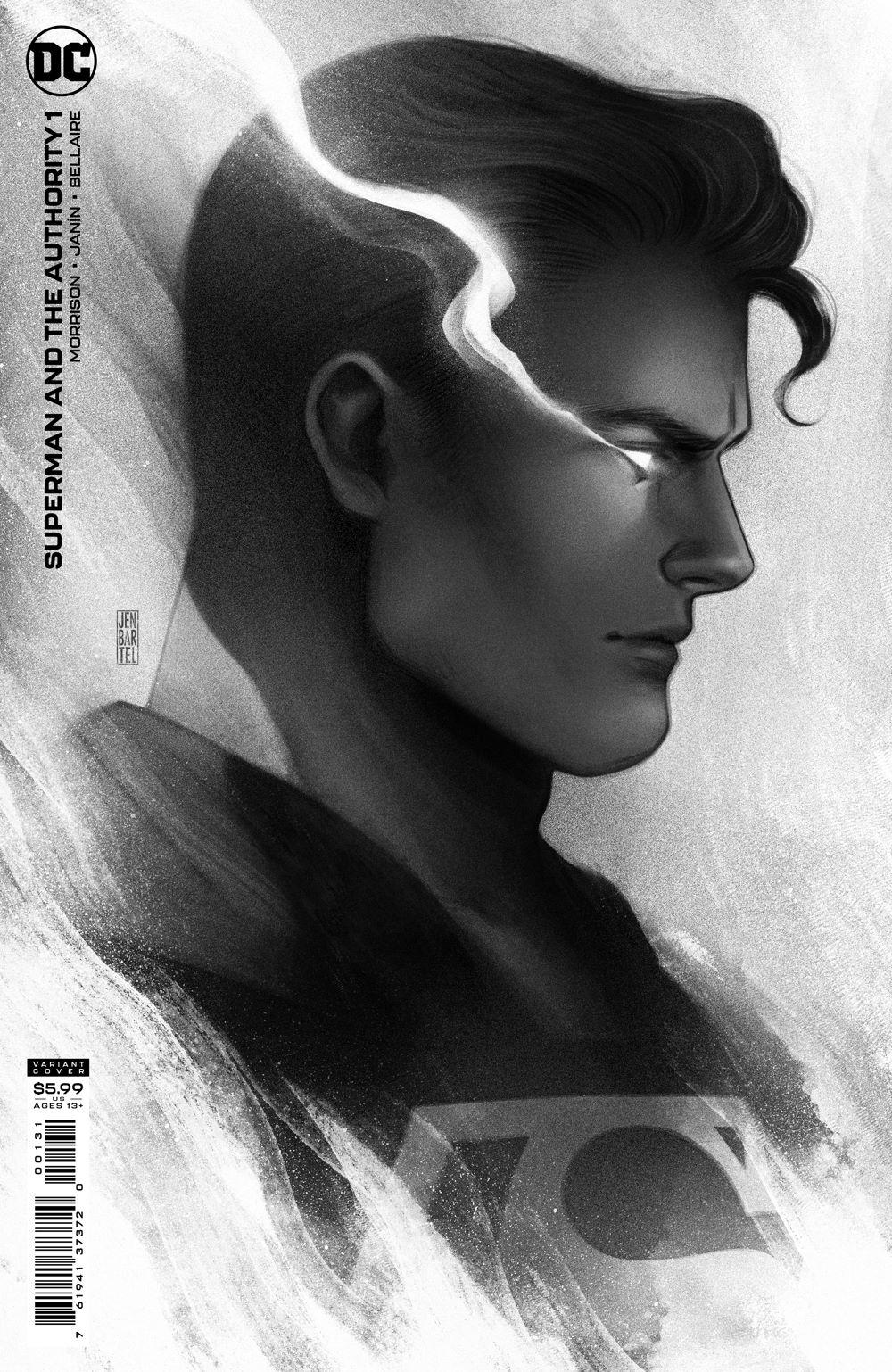 SMATA_Cv1_1in25_var DC Comics July 2021 Solicitations