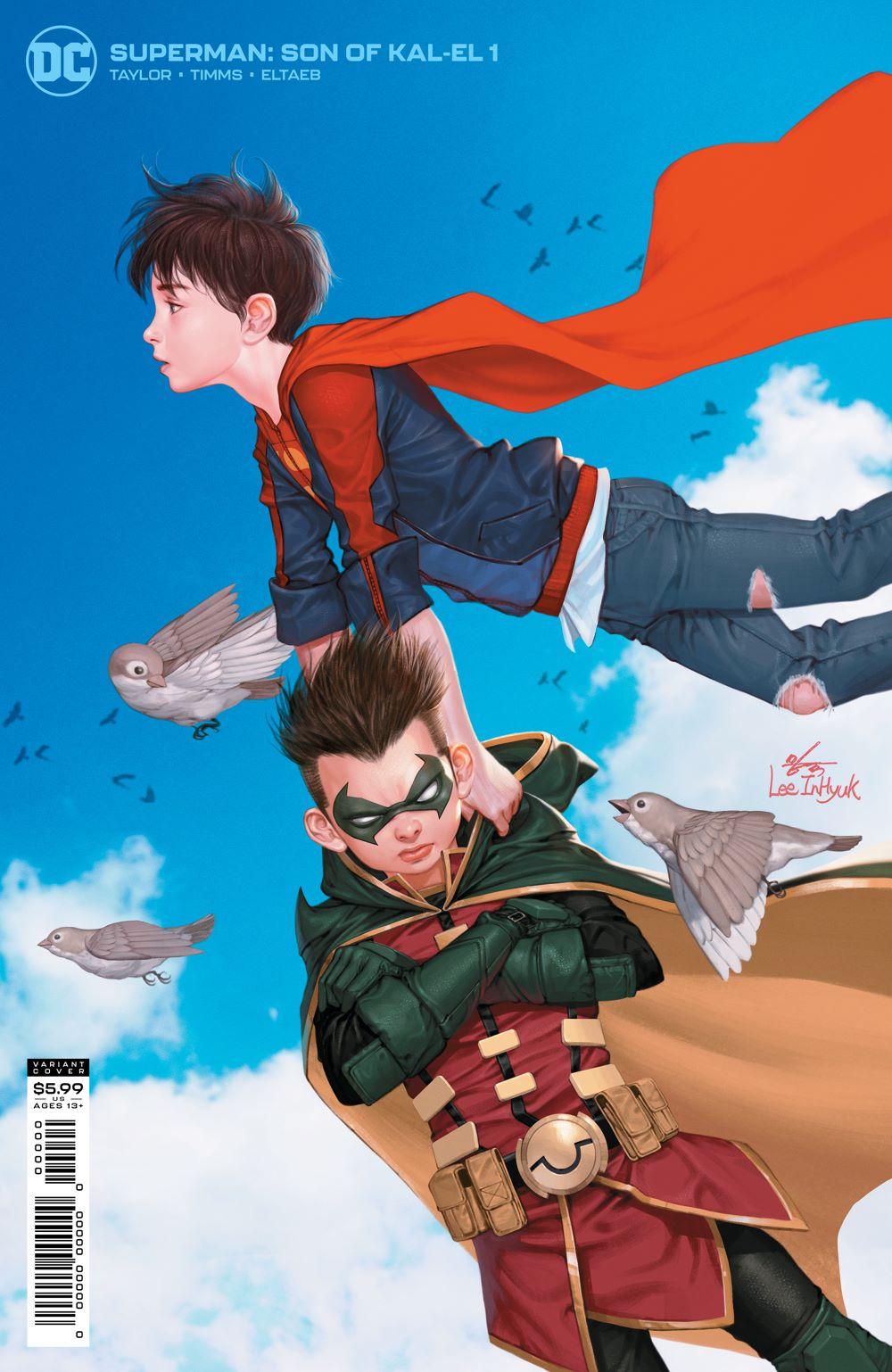 SMSOKE_Cv1_var1 DC Comics July 2021 Solicitations