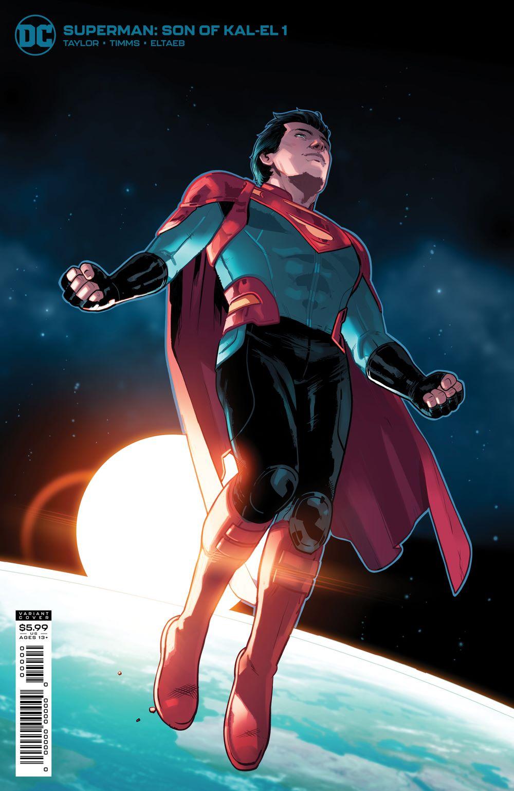 SMSOKE_Cv1_var2 DC Comics July 2021 Solicitations