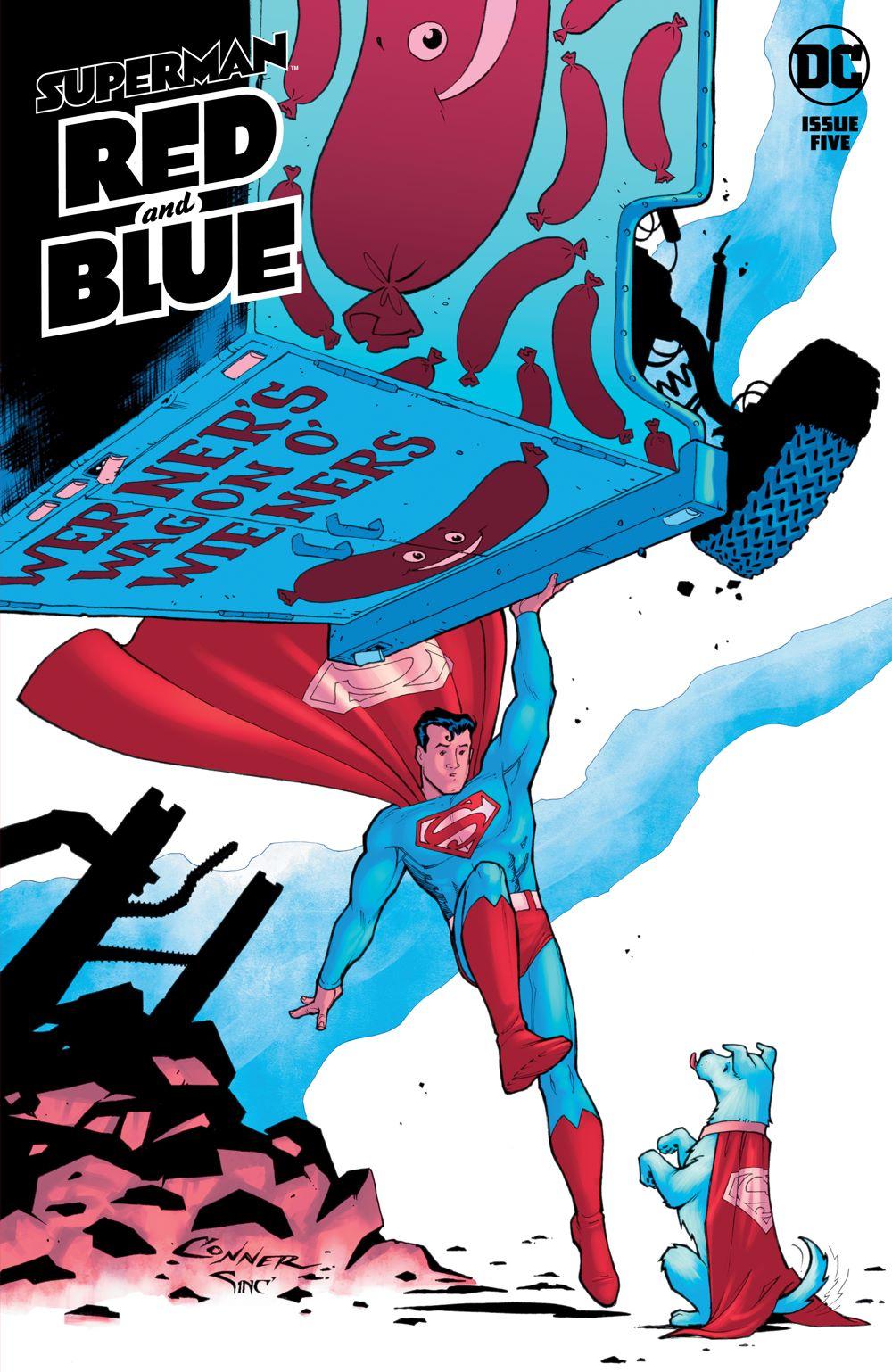 SM_RandB_Cv5 DC Comics July 2021 Solicitations