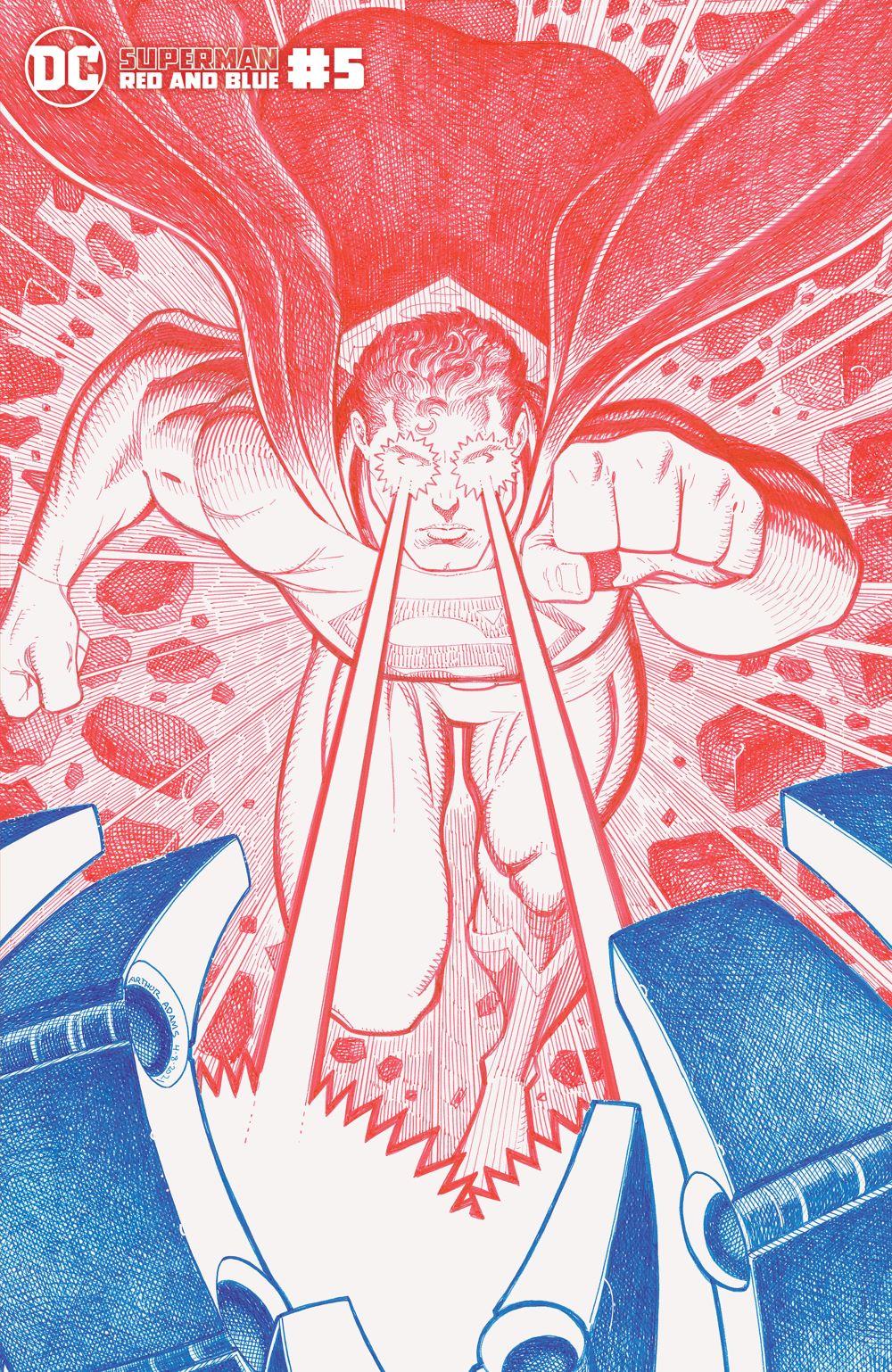 SM_RandB_Cv5_var2 DC Comics July 2021 Solicitations