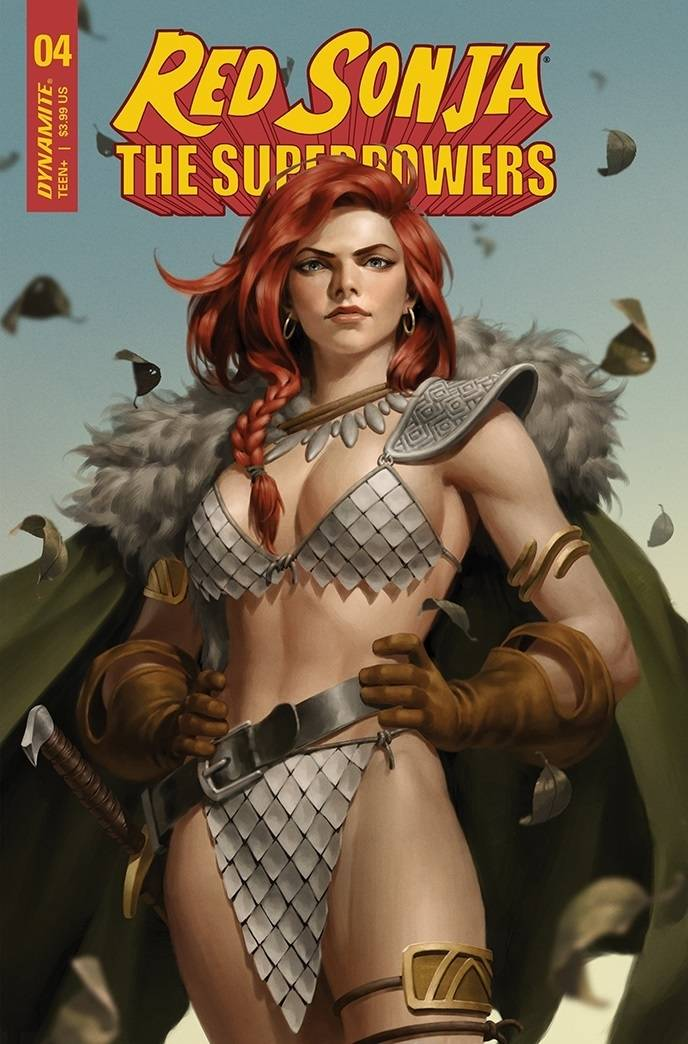 STL183088 ComicList: Dynamite Entertainment New Releases for 04/14/2021