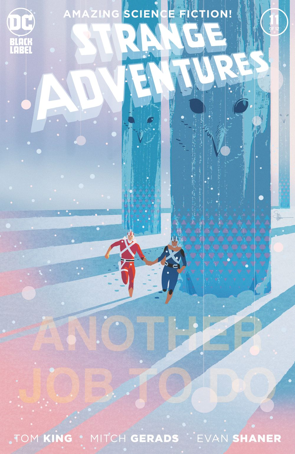 STRANGE_ADVENTURES_Cv11_var DC Comics July 2021 Solicitations