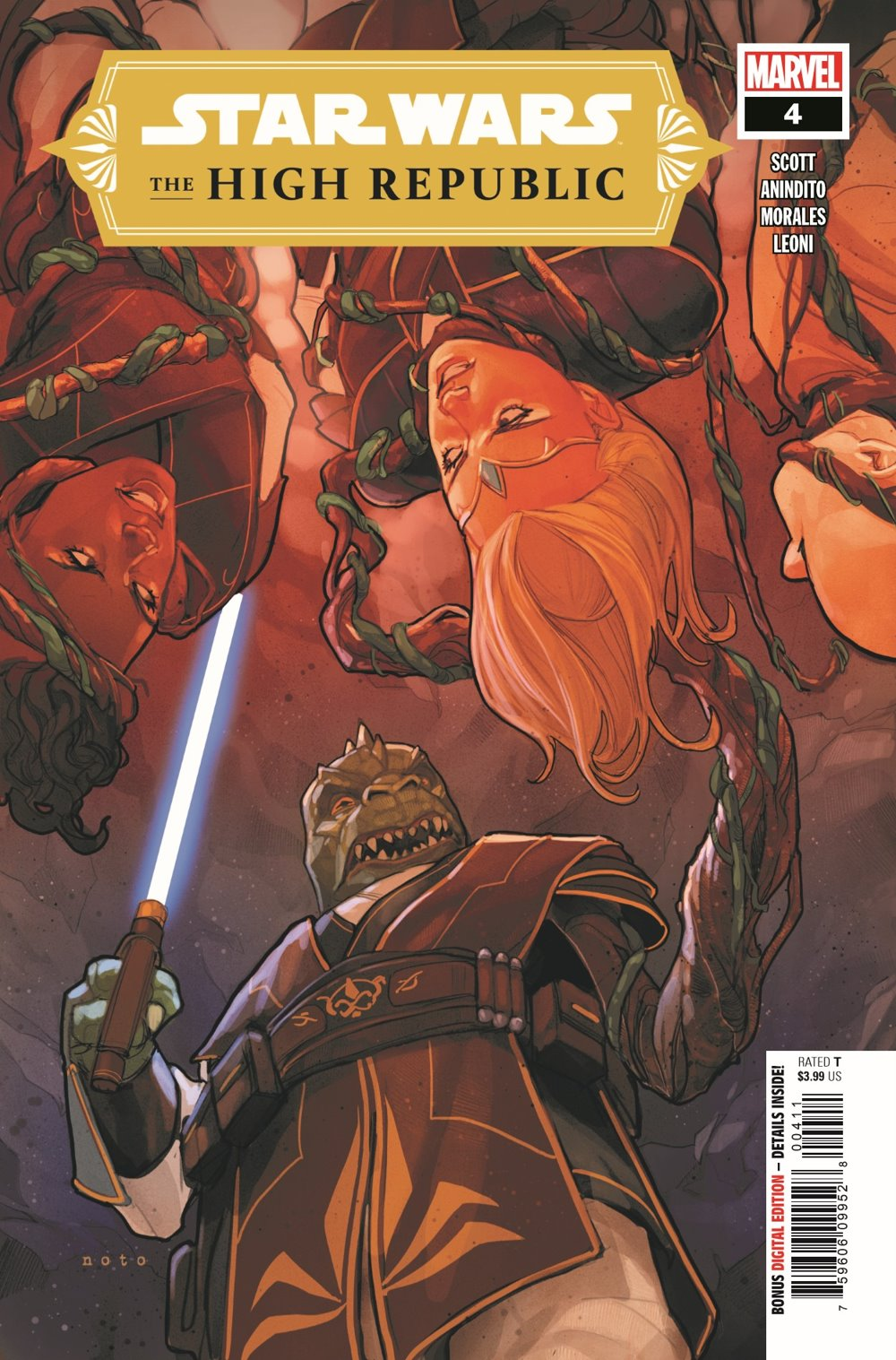 STWHIGHREP2021004_Preview-1 ComicList Previews: STAR WARS THE HIGH REPUBLIC #4