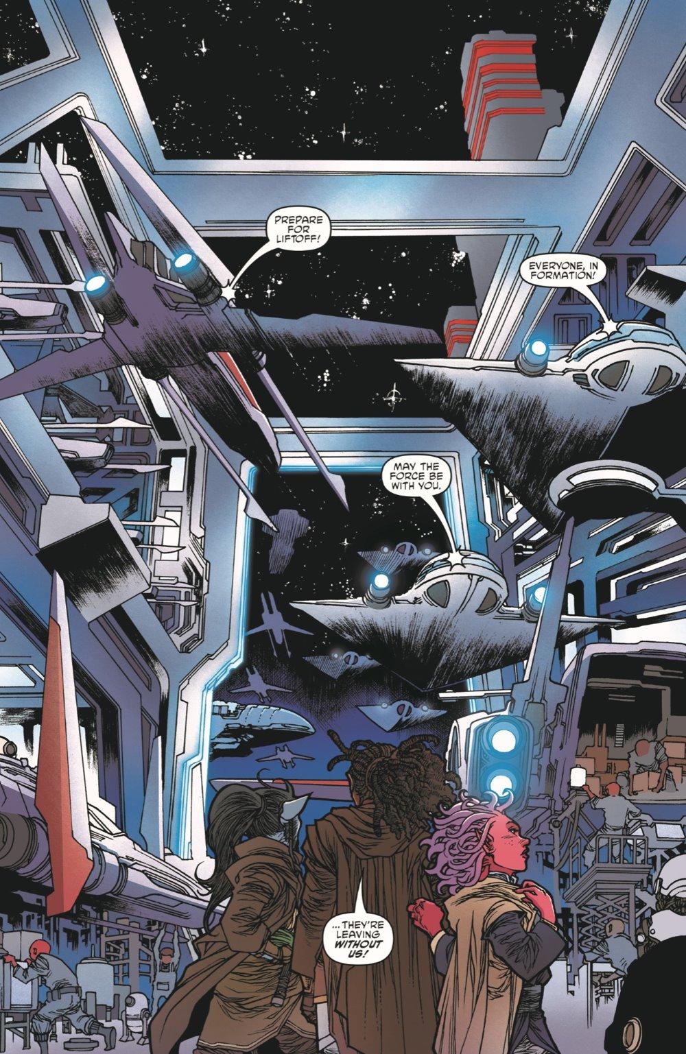 SWAHRA04-pr-07 ComicList Previews: STAR WARS THE HIGH REPUBLIC ADVENTURES #4