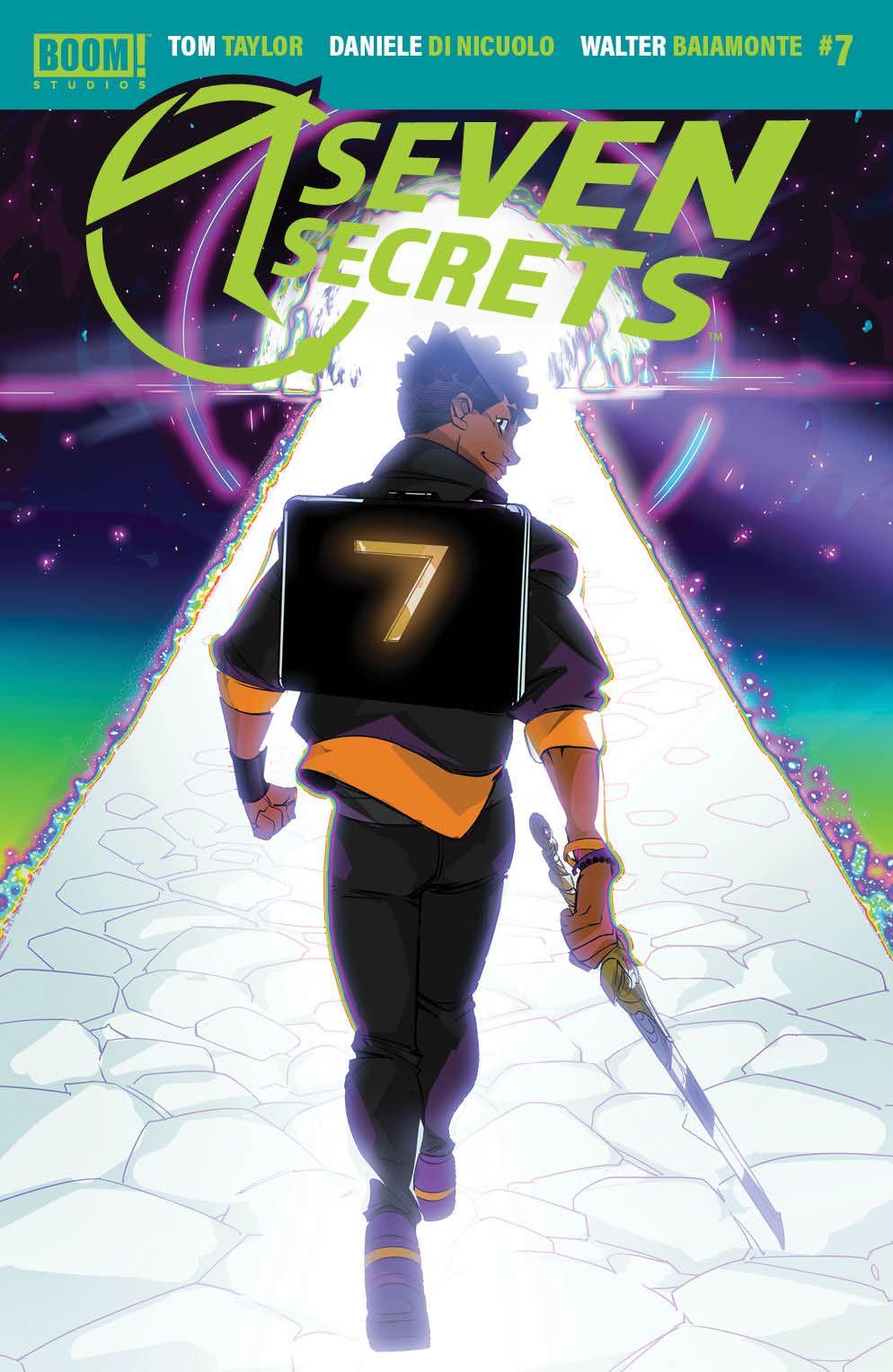 SevenSecrets_007_Cover_A_Main ComicList Previews: SEVEN SECRETS #7