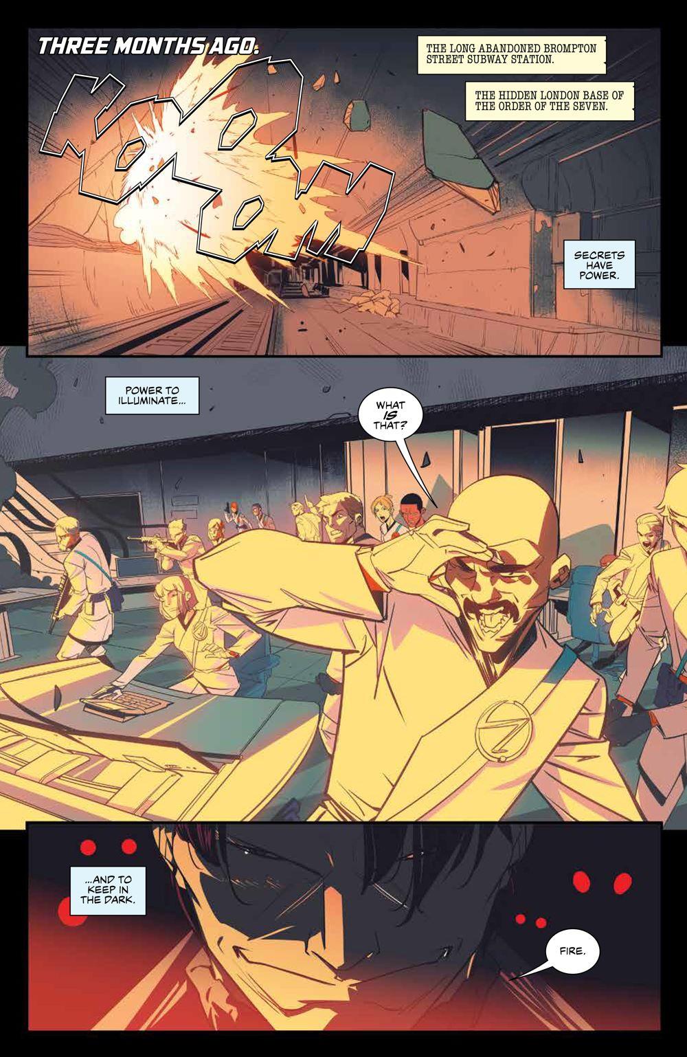 SevenSecrets_v1_SC_PRESS_10 ComicList Previews: SEVEN SECRETS VOLUME 1 TP