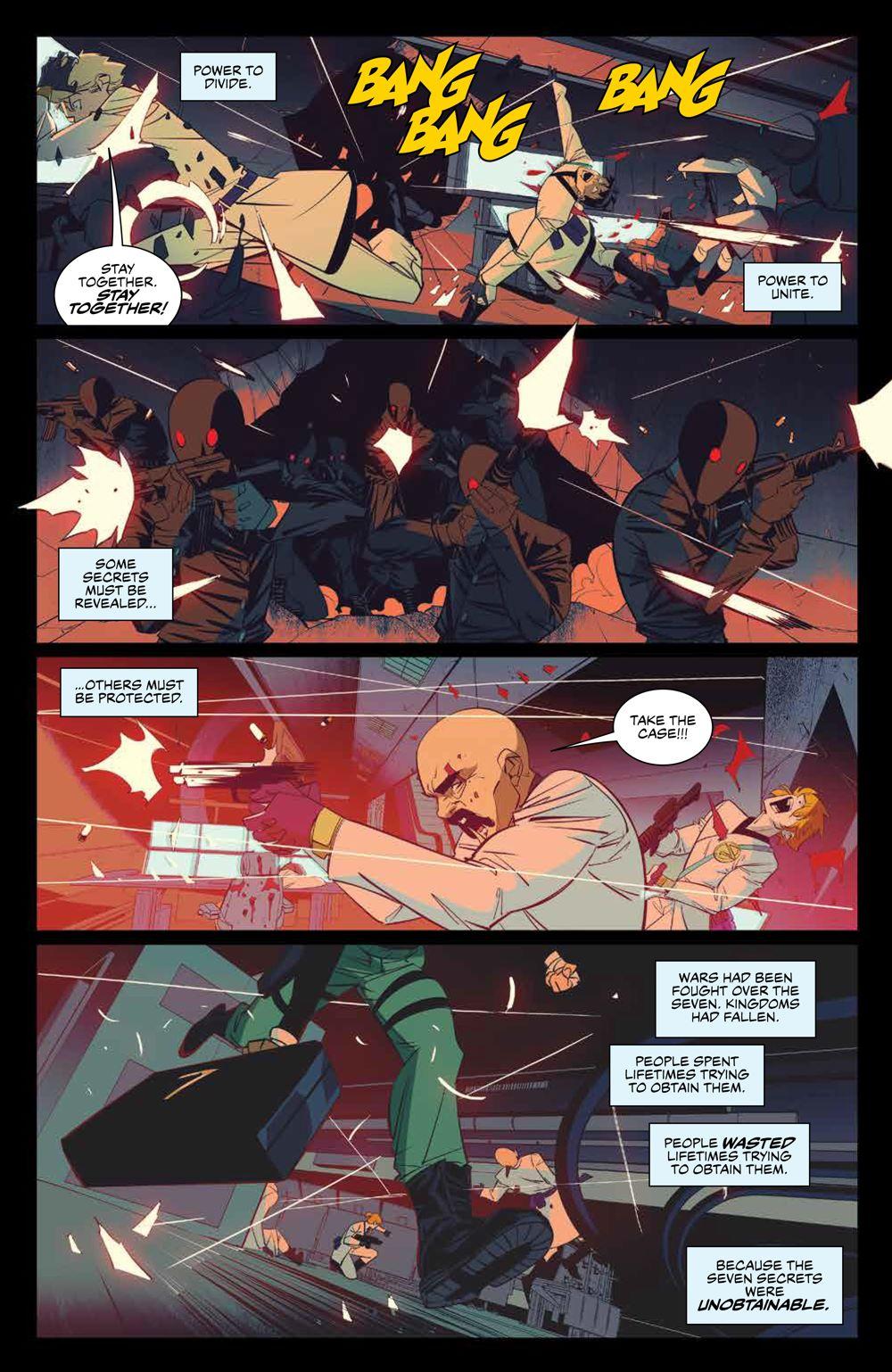 SevenSecrets_v1_SC_PRESS_11 ComicList Previews: SEVEN SECRETS VOLUME 1 TP