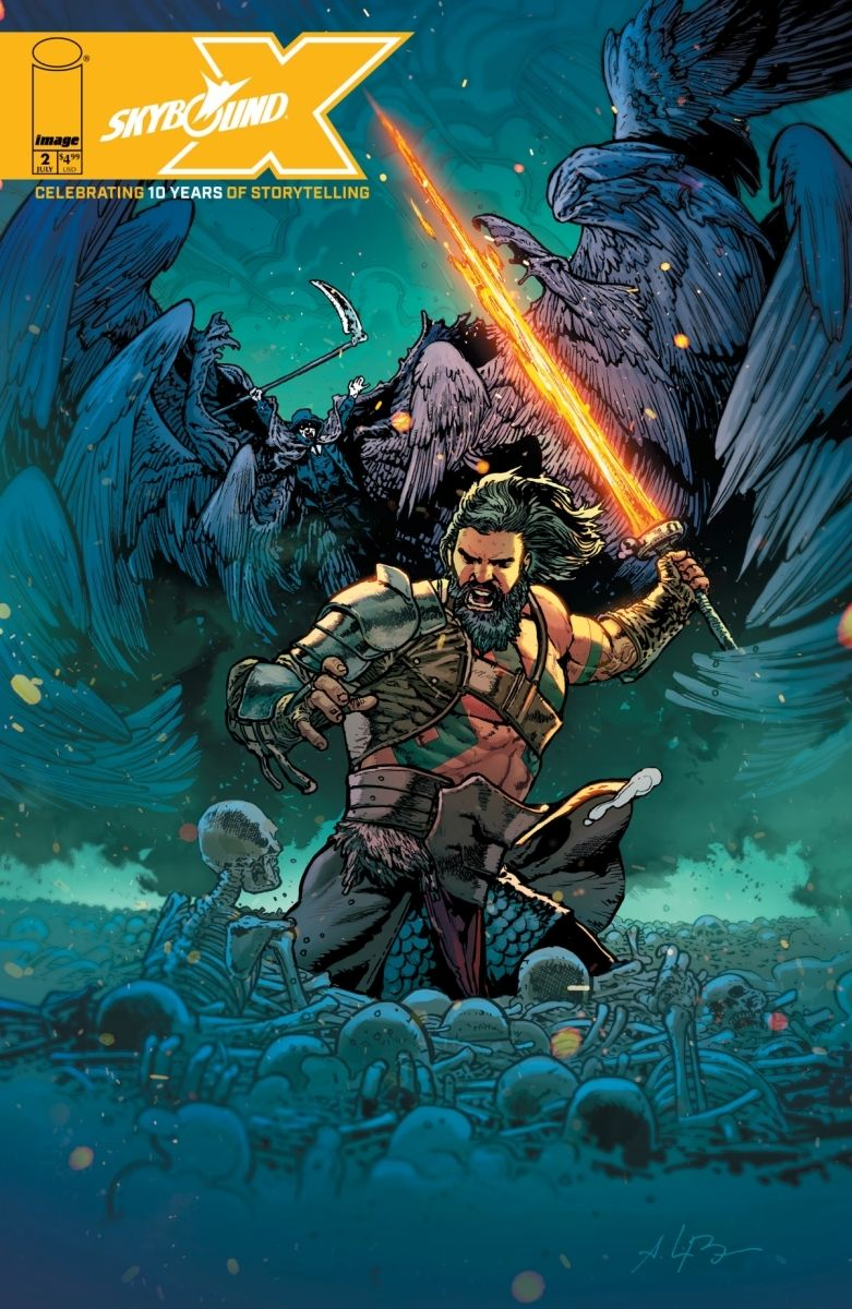 SkyboundX2B_BressanCover_c6815a0147f8285e3b5042ebb3626151 Image launches weekly series SKYBOUND X this July