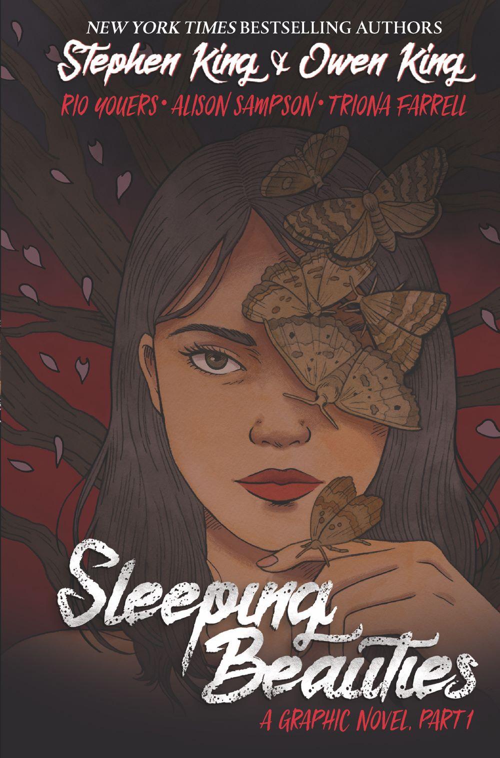 SleepingBeautiesHC_Cvr-Front ComicList: IDW Publishing New Releases for 05/12/2021