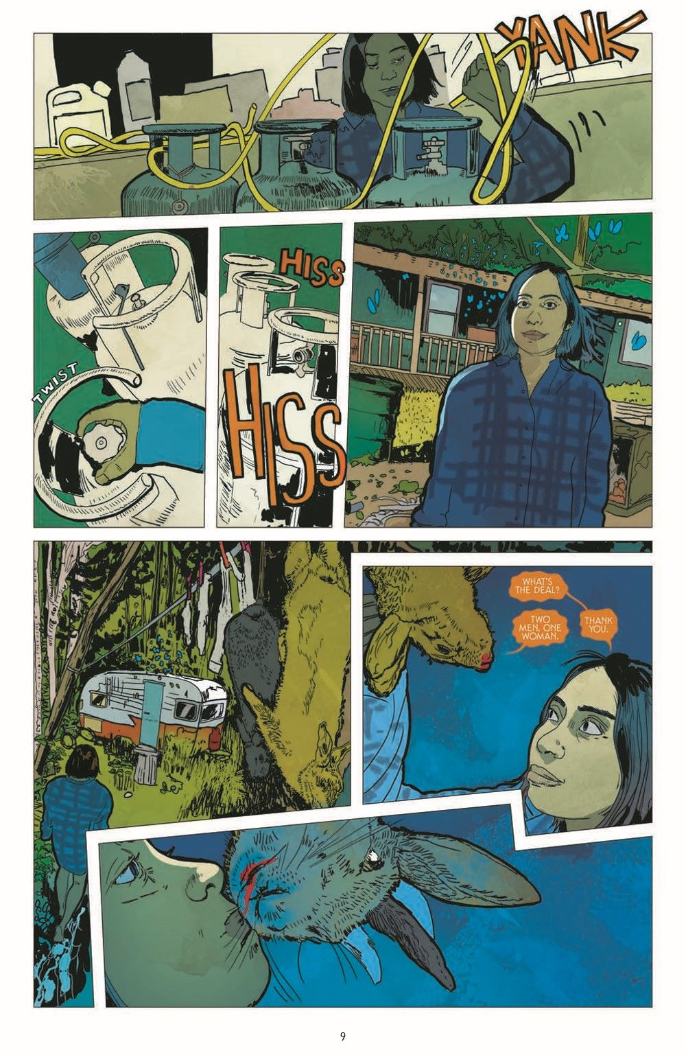 SleepingBeautiesHC_pr-8 ComicList Previews: SLEEPING BEAUTIES VOLUME 1 HC