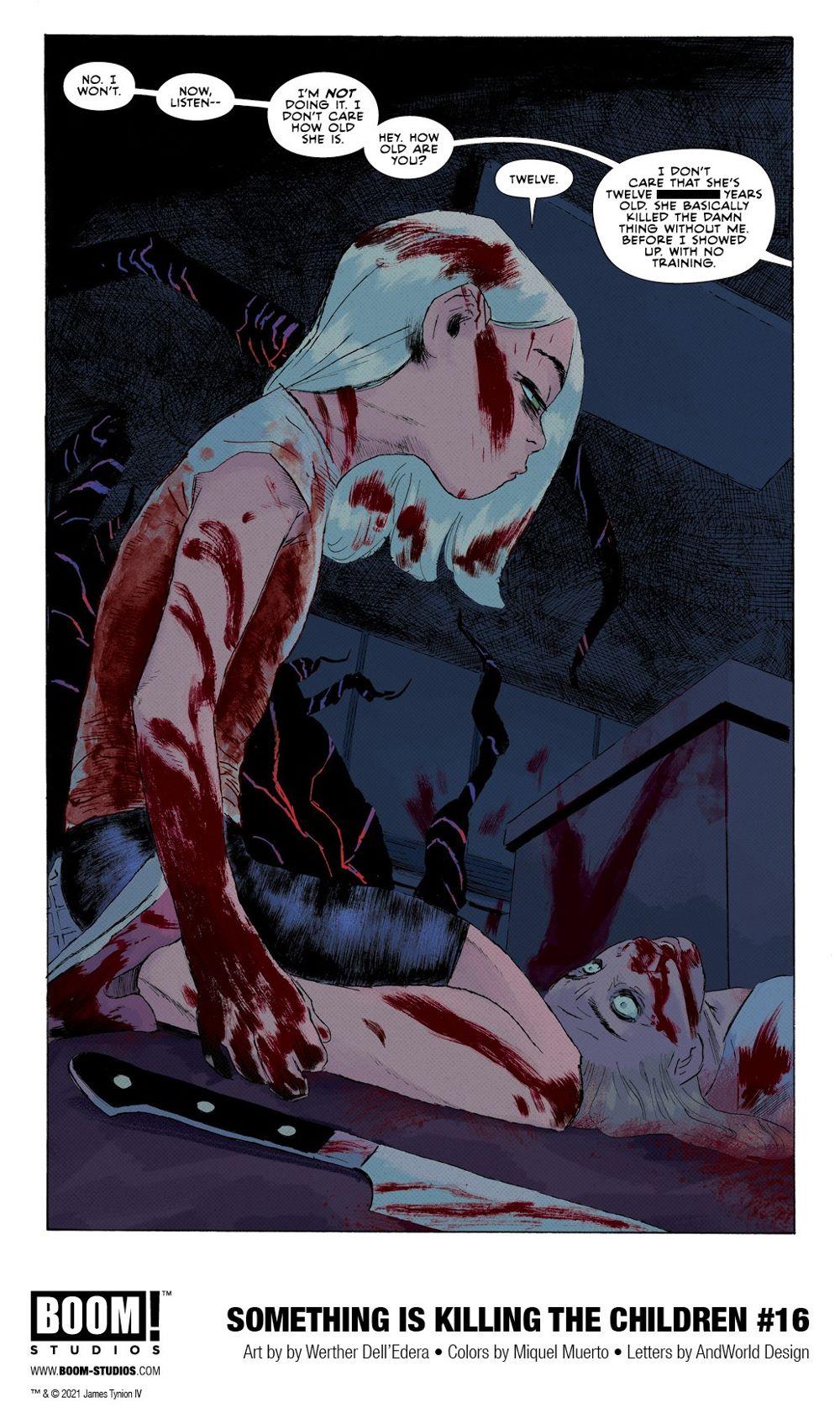 SomethingIsKillingTheChildren_016_Interiors_001_PROMO First Look at BOOM! Studios' SOMETHING IS KILLING THE CHILDREN #16