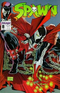 Spawn-8-194x300 Hottest Comics: Most Wanted for 4/22