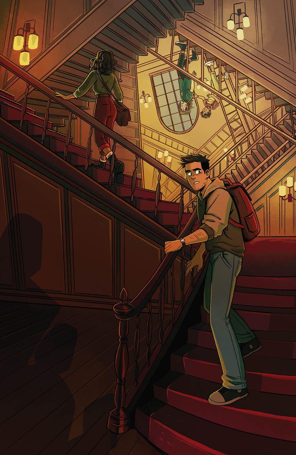 SpecterInspectors_003_Cover_C_Variant ComicList Previews: SPECTER INSPECTORS #3 (OF 5)