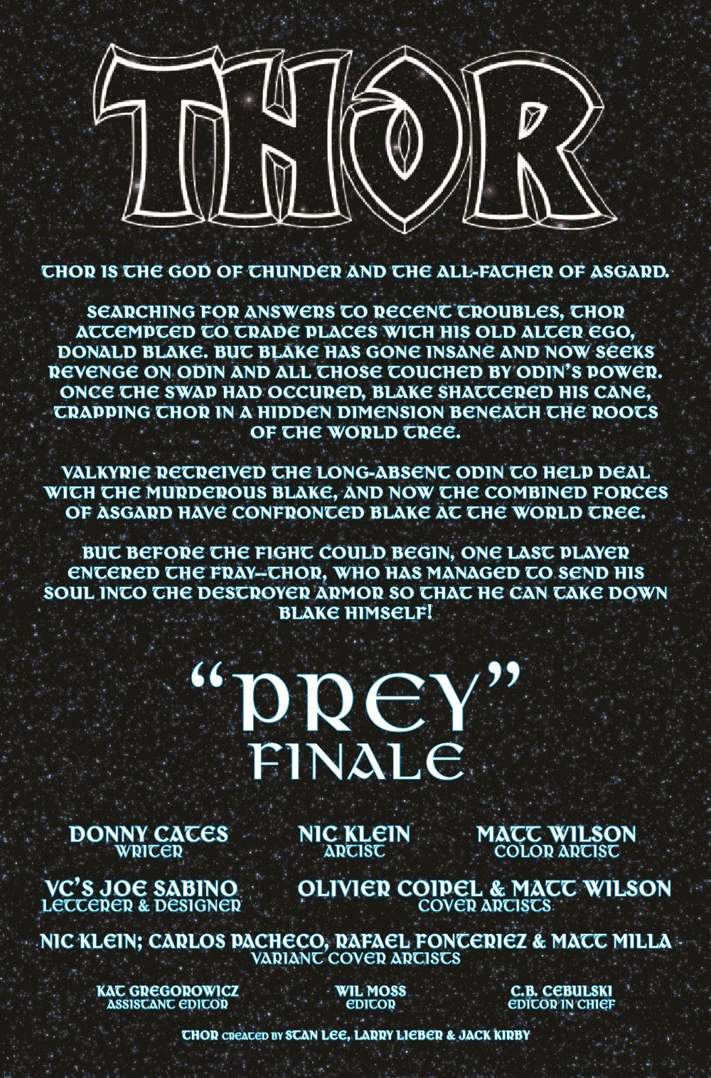 THOR2020014_Preview-2 ComicList Previews: THOR #14