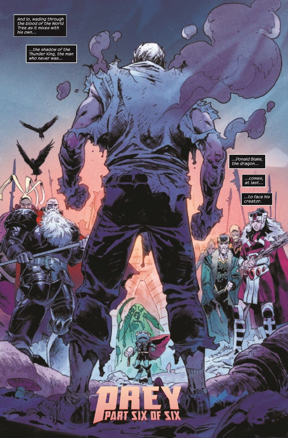 THOR2020014_Preview-3 ComicList Previews: THOR #14