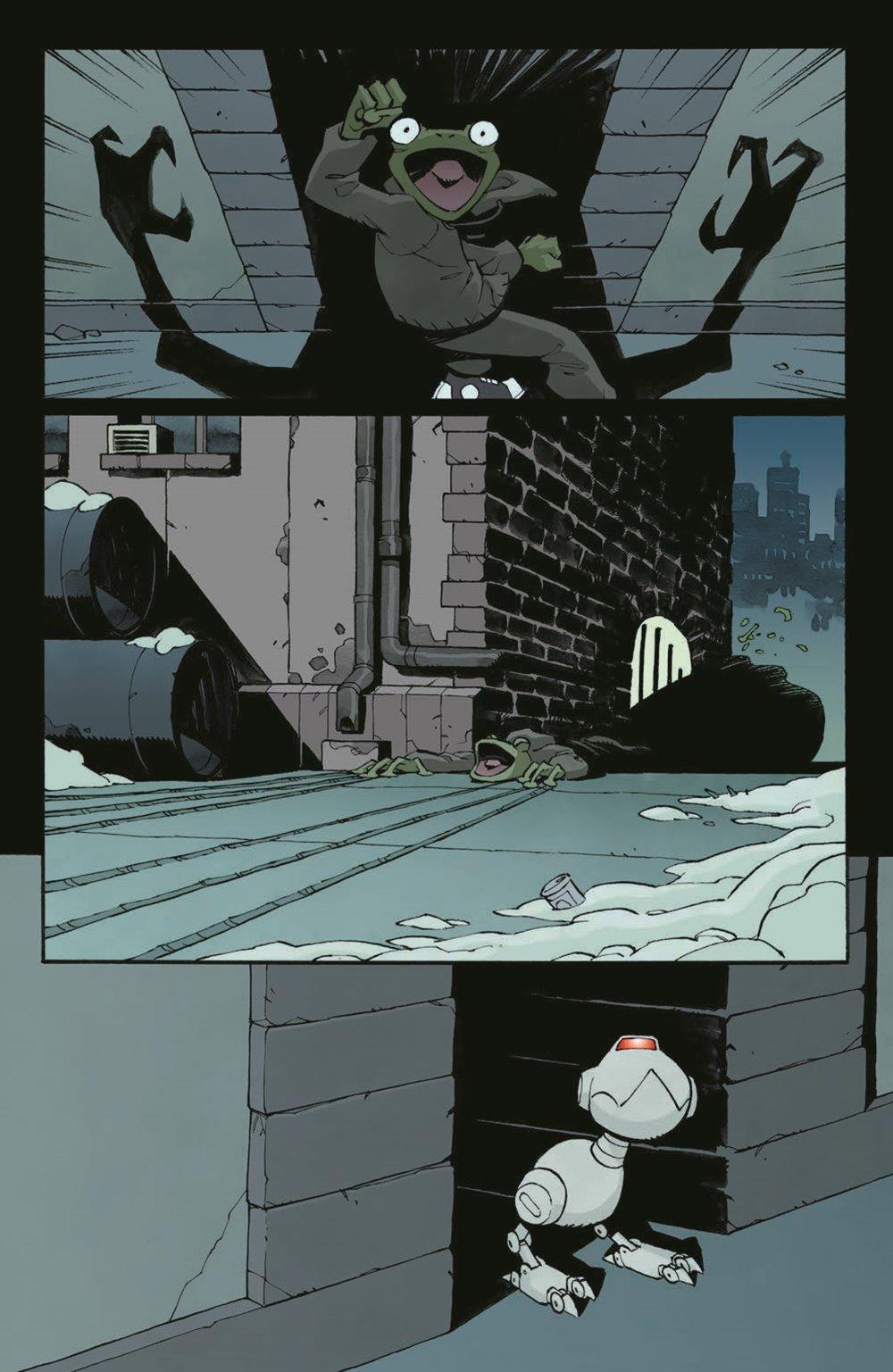 TMNT-Reborn02_pr-6 ComicList Previews: TEENAGE MUTANT NINJA TURTLES REBORN VOLUME 2 LIFE AFTER DEATH TP