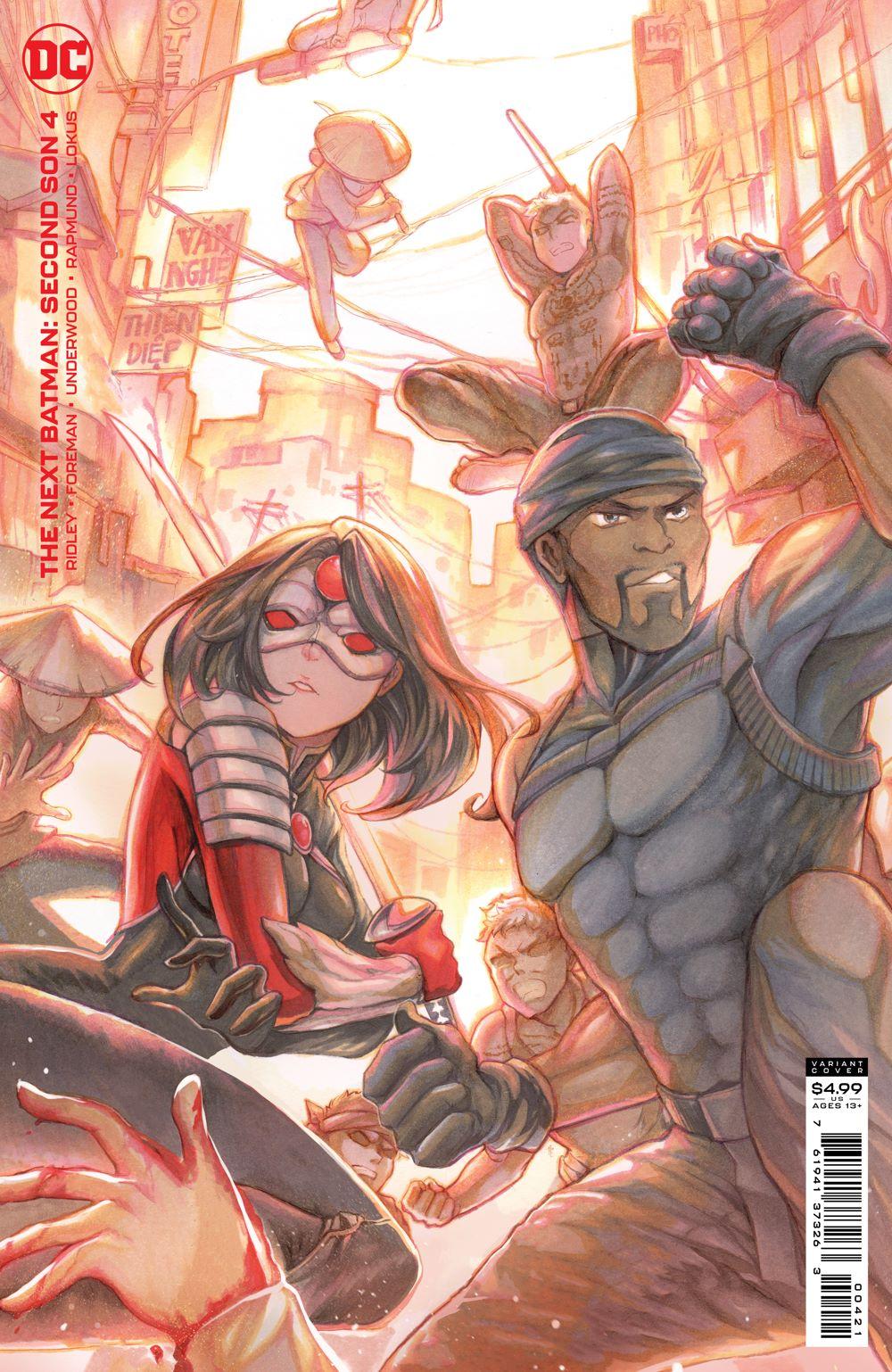 TNBSS_Cv4_var DC Comics July 2021 Solicitations