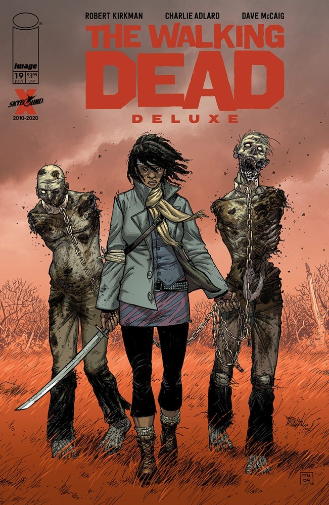 TheWalkingDeadDeluxe_19b_moorecover Image Comics July 2021 Solicitations