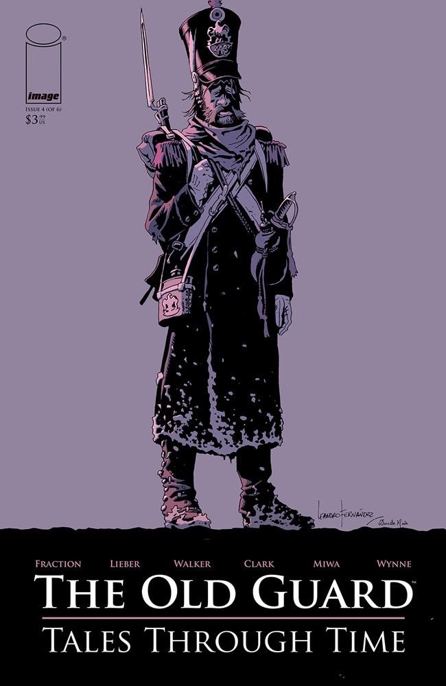 Theoldguard_time_04a Image Comics July 2021 Solicitations
