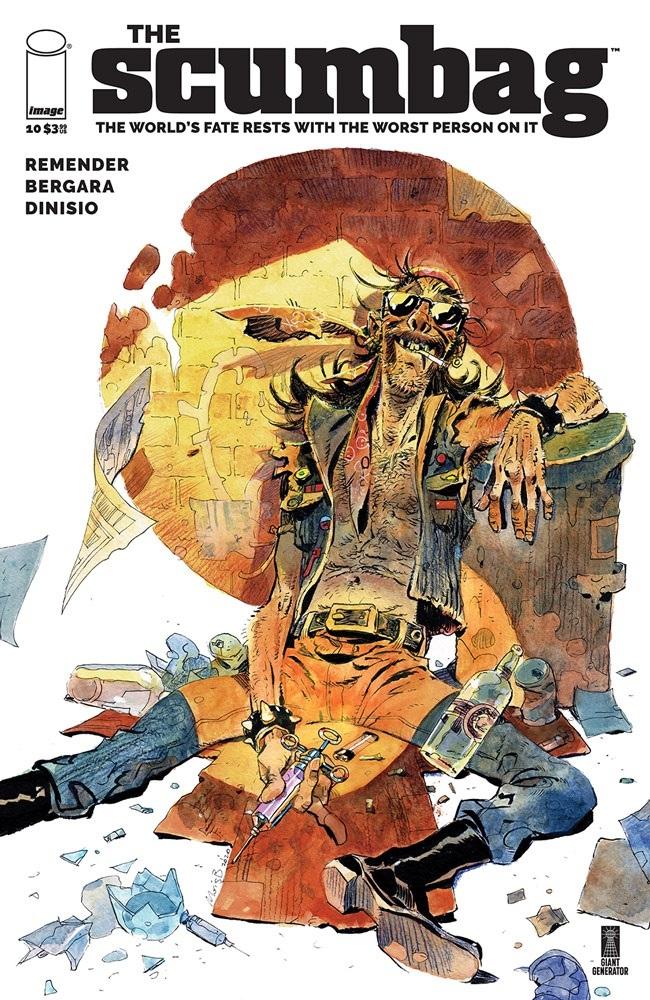 Thescumbag_10a_bergara Image Comics July 2021 Solicitations