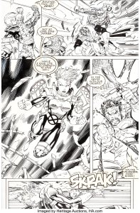 Uncanny-X-Men-277-Page-8-Featuring-Storm-and-the-Starjammers-197x300 Jim Lee's Hand Doing Well: What Should He Draw?