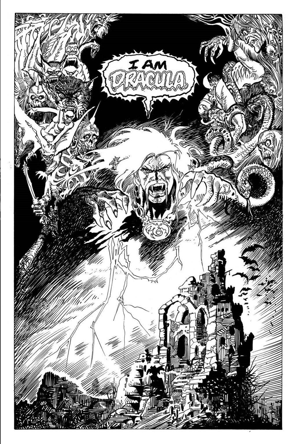 VladTheImpaler_TPB_pr-3 ComicList Previews: DRACULA VLAD THE IMPALER GN