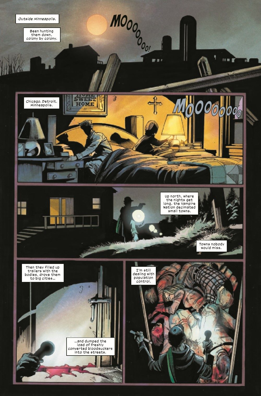 WOLV2020011_Preview-2 ComicList Previews: WOLVERINE #11