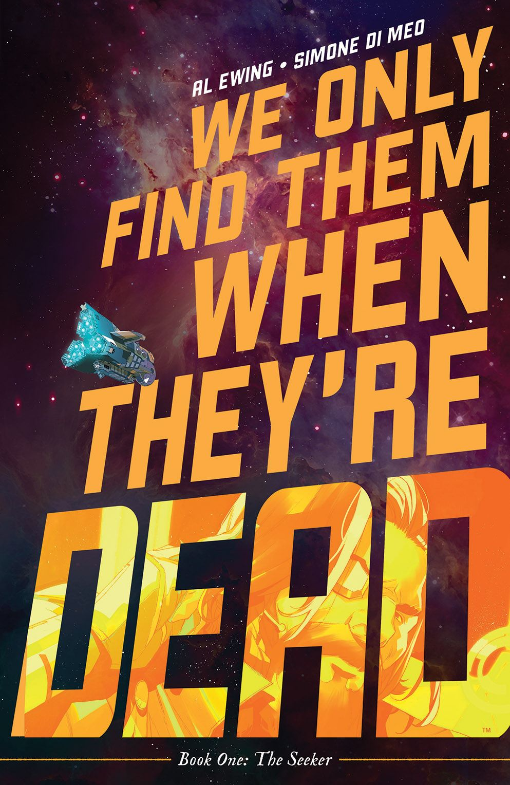 WeOnlyFindThem_v1_SC_Cover_Main ComicList Previews: WE ONLY FIND THEM WHEN THEY'RE DEAD VOLUME 1 TP