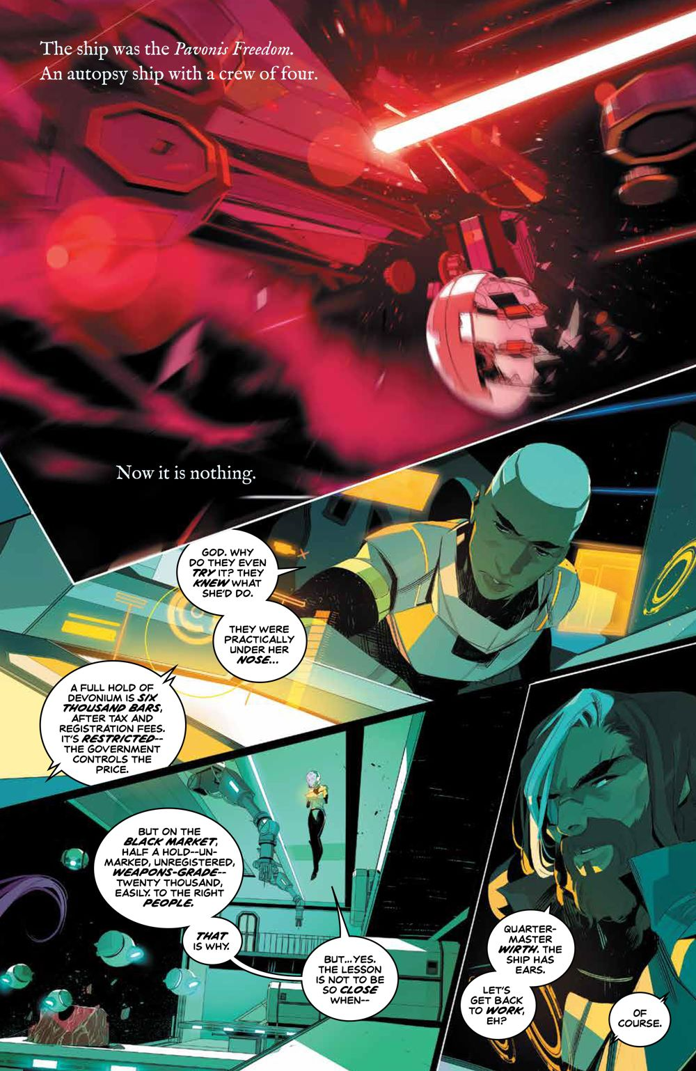 WeOnlyFindThem_v1_SC_Main_PRESS_25 ComicList Previews: WE ONLY FIND THEM WHEN THEY'RE DEAD VOLUME 1 TP