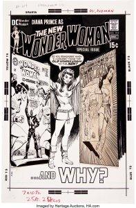 Wonder-Woman-191-197x300 Mike Sekowsky Charter Member: Justice League of America
