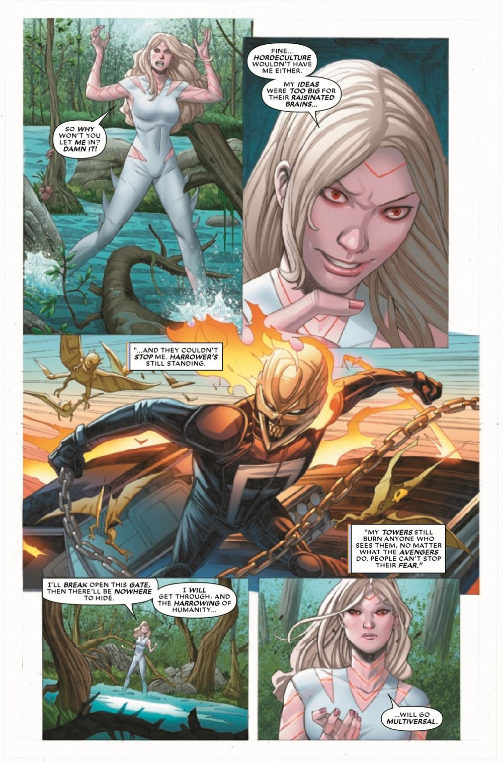 XMENMANTHINGCURSE2021001_Preview-4 ComicList Previews: X-MEN CURSE OF THE MAN-THING #1