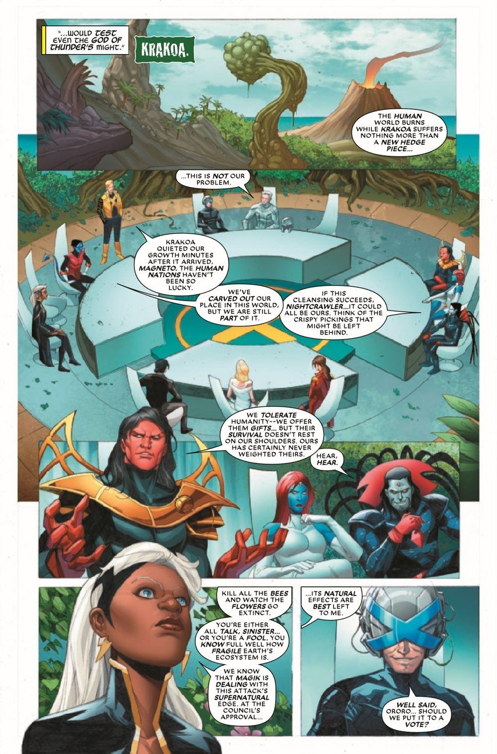 XMENMANTHINGCURSE2021001_Preview-6 ComicList Previews: X-MEN CURSE OF THE MAN-THING #1