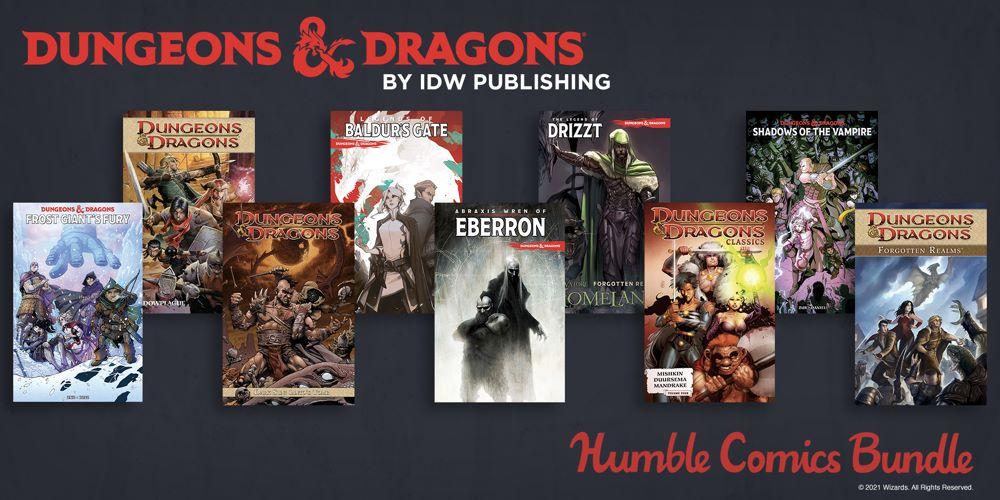 a57c8d2c-5385-4db0-bd6a-45b485c94ae0 Dungeons And Dragons Bundle to support Hasbro Children's Fund