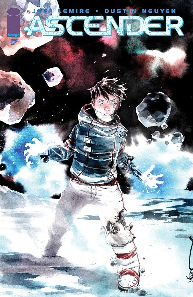 ascender_17 Image Comics July 2021 Solicitations