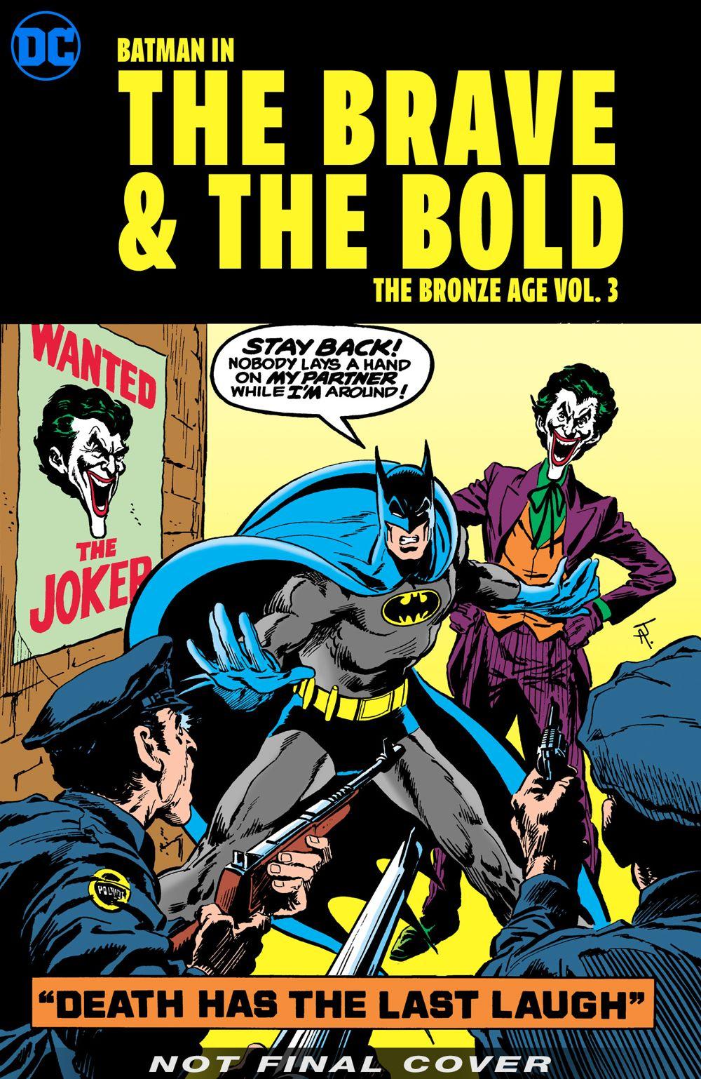 batmanbravebold-tba-v3_advDC DC Comics July 2021 Solicitations