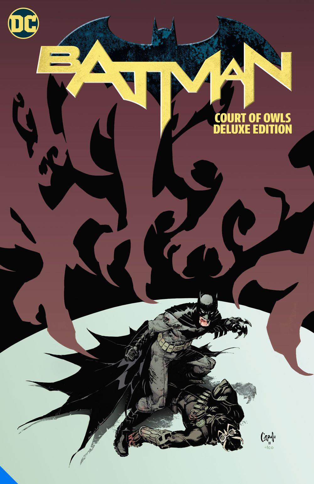 batmancourtofowls-dlx_adv DC Comics July 2021 Solicitations