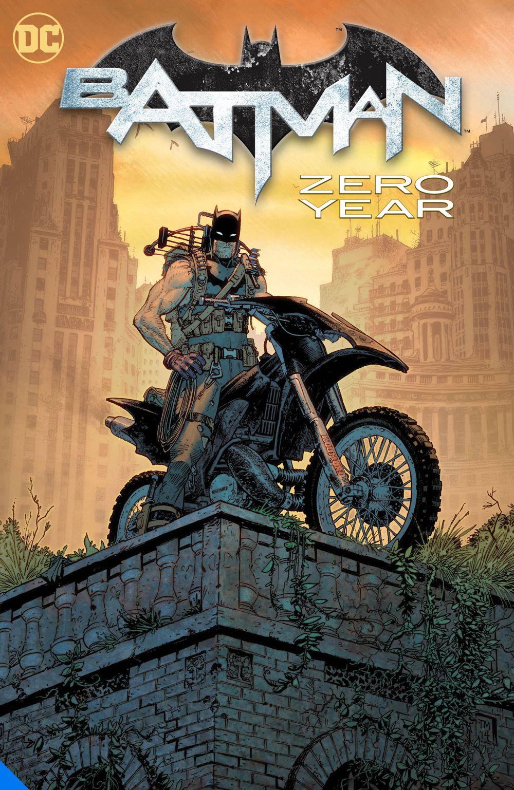 batmanzeroyear_adv DC Comics July 2021 Solicitations