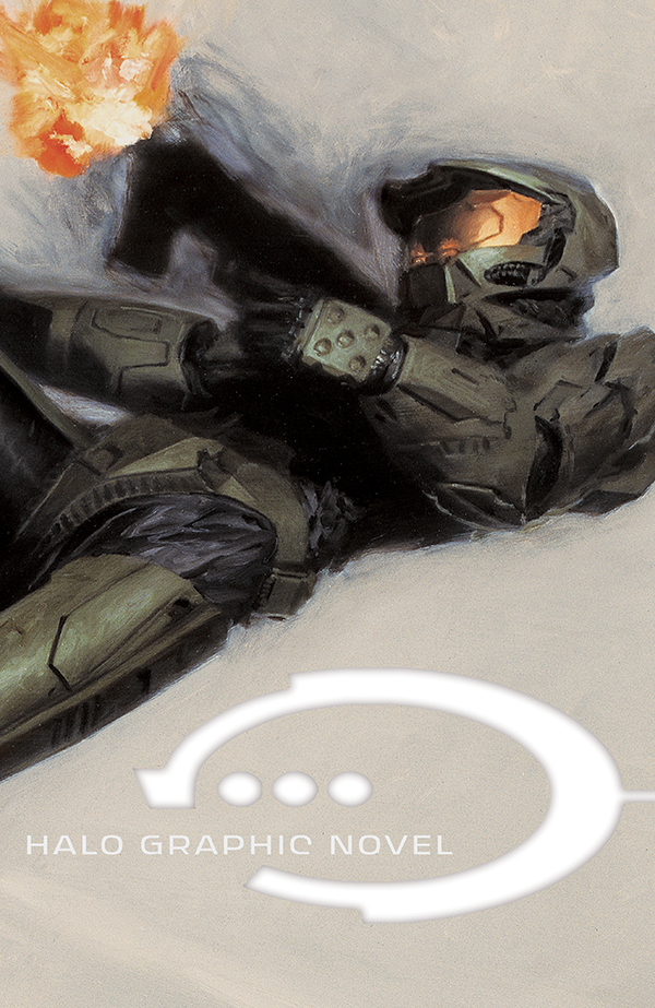 halogncov The original HALO GRAPHIC NOVEL returns in a new edition