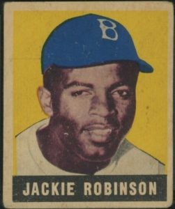 jackie-robinson-e1619804293346-251x300 Sports Card Collecting 101: 1948-49 Leaf Baseball Is A No-Brainer!