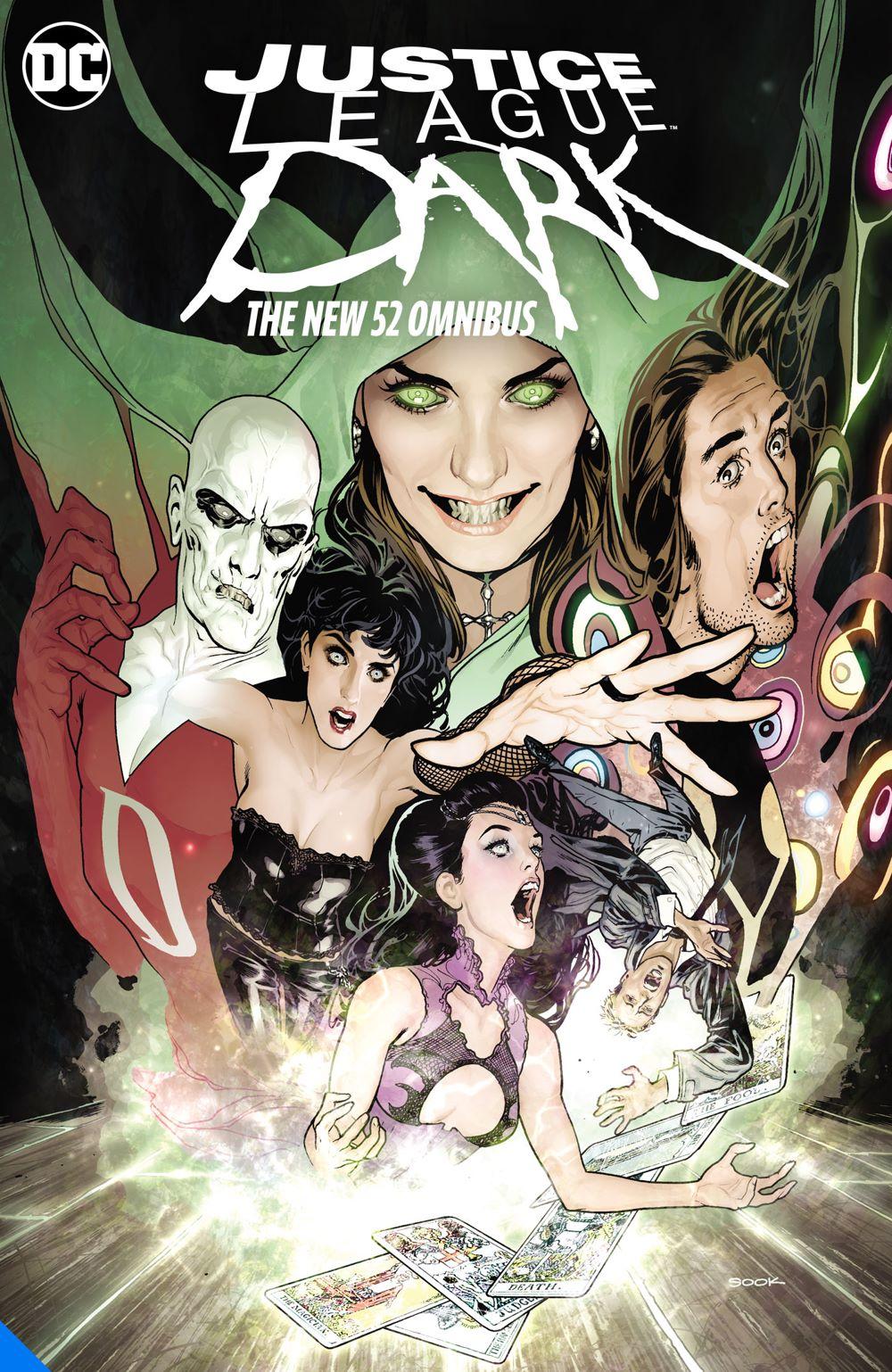 justiceleaguedarkthenew52omni_adv DC Comics July 2021 Solicitations
