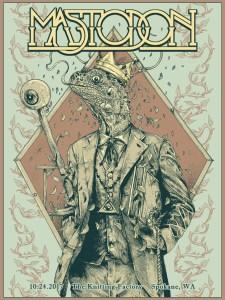 mastodon-225x300 Magic: The Gathering - Party Hard, Shred Harder